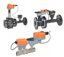 Electronic Pressure Independent Valves ePIV Series